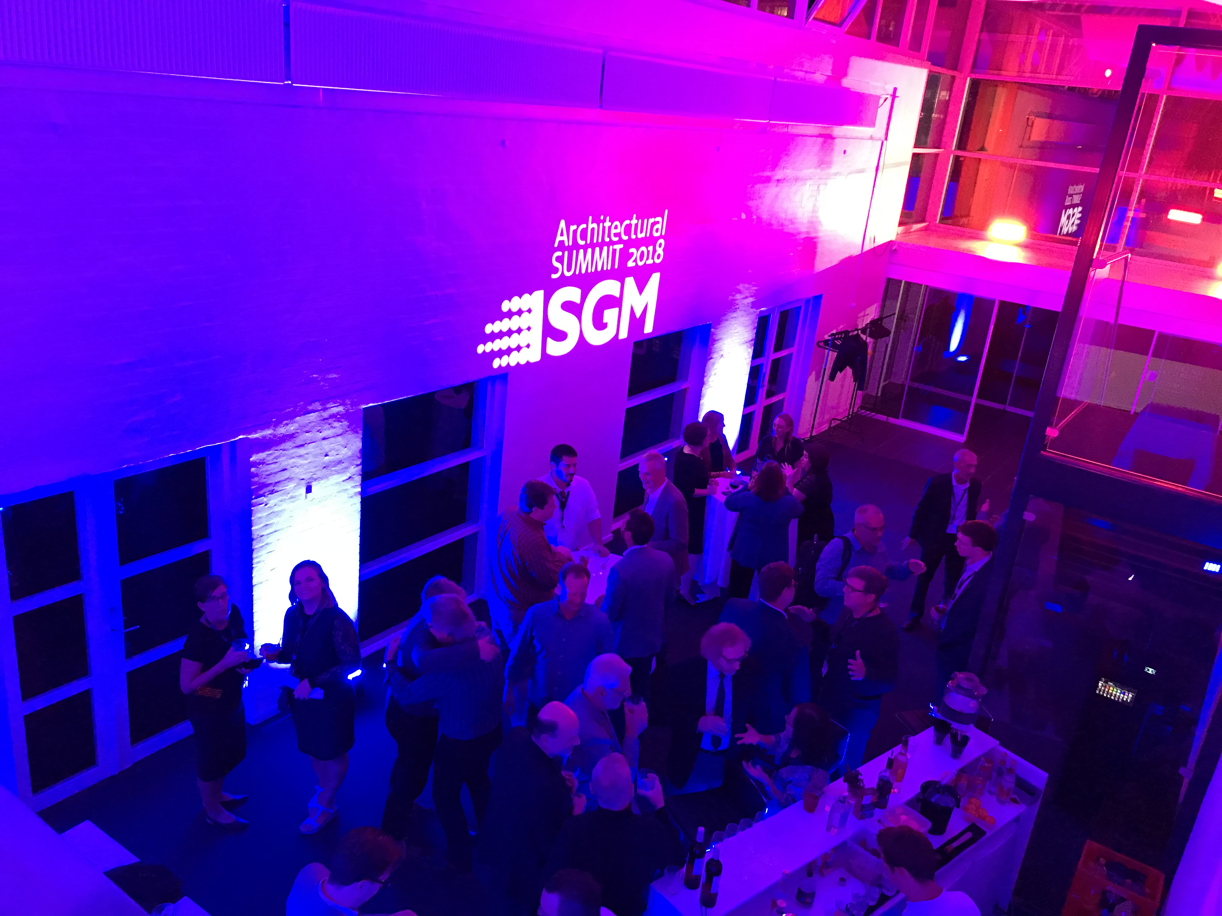 SGM Architectural Summit