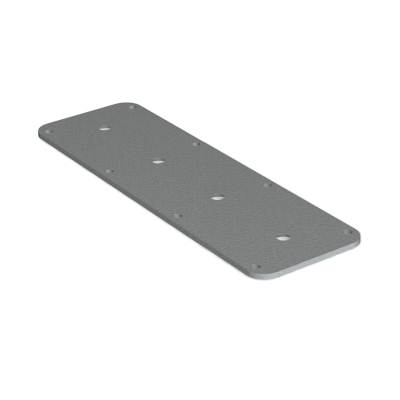 Mounting plate, flat - POI P·5, Q·7, i·5 Series