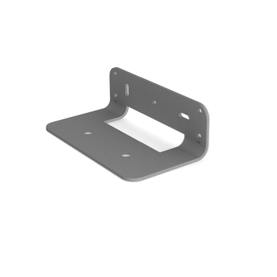 Mounting plate, 90° - Small, POI P/Q/i-series