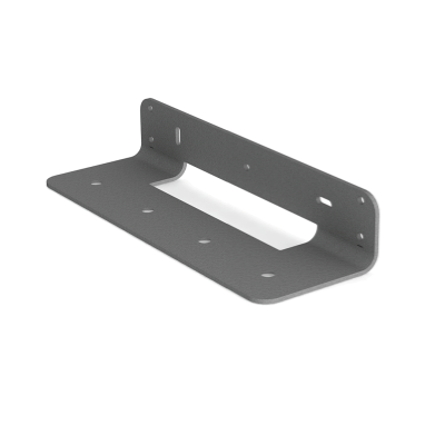 Mounting plate, 90° - POI P-5, Q-7, i-5 Series