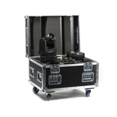 Flight Case for 4 pcs of G·1 Beam incl. charger