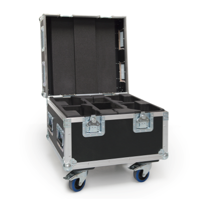 Flight Case for 4 pcs of P·1