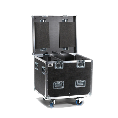 Flight Case for 4 pcs of G·4