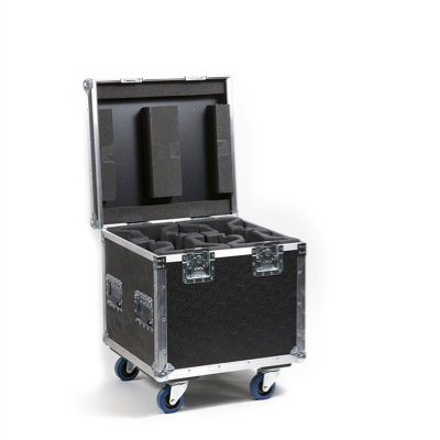 Flight Case for 4 pcs of P·5/Q·7/X·5