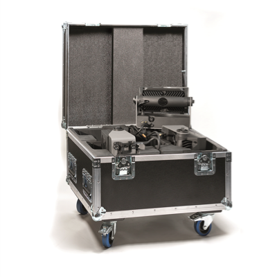 Flight Case for 4 pcs of P·1 incl. charger