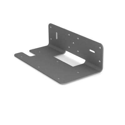 Mounting plate, 90° - Medium, POI, P-6