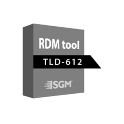 RDM tool for TLD·612