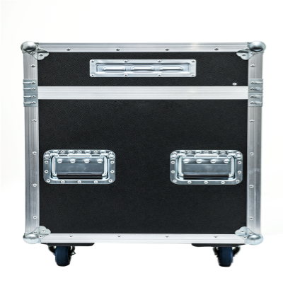 Flight Case for 2 pcs of P·10 incl. accessories