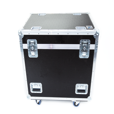 Flight Case for 4 pcs of P·6 incl. accessories