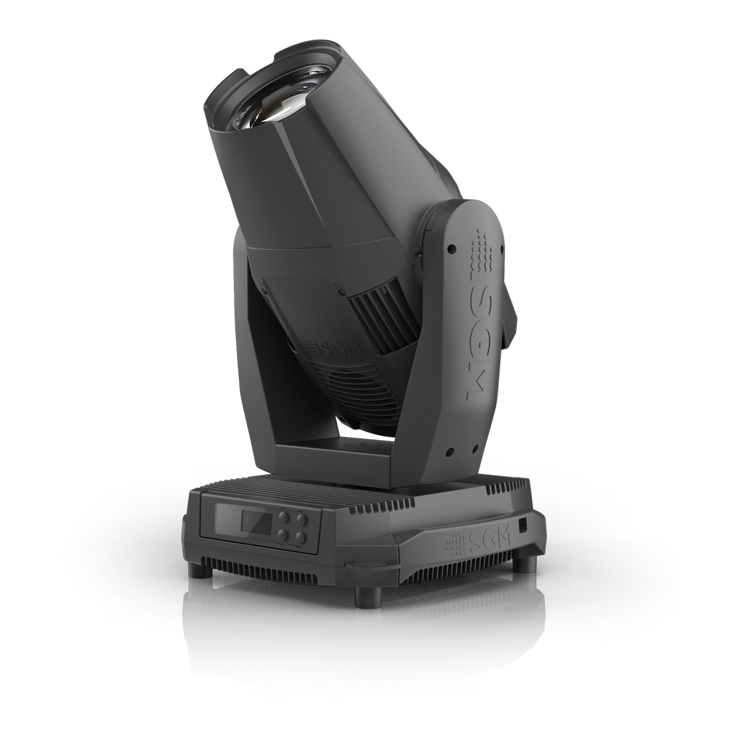 G-Profile l IP65-rated LED Moving Head from SGM Light