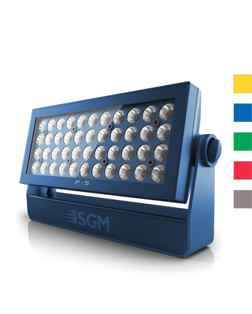P-5 l Reputed RGBW LED Wash Light from SGM Light