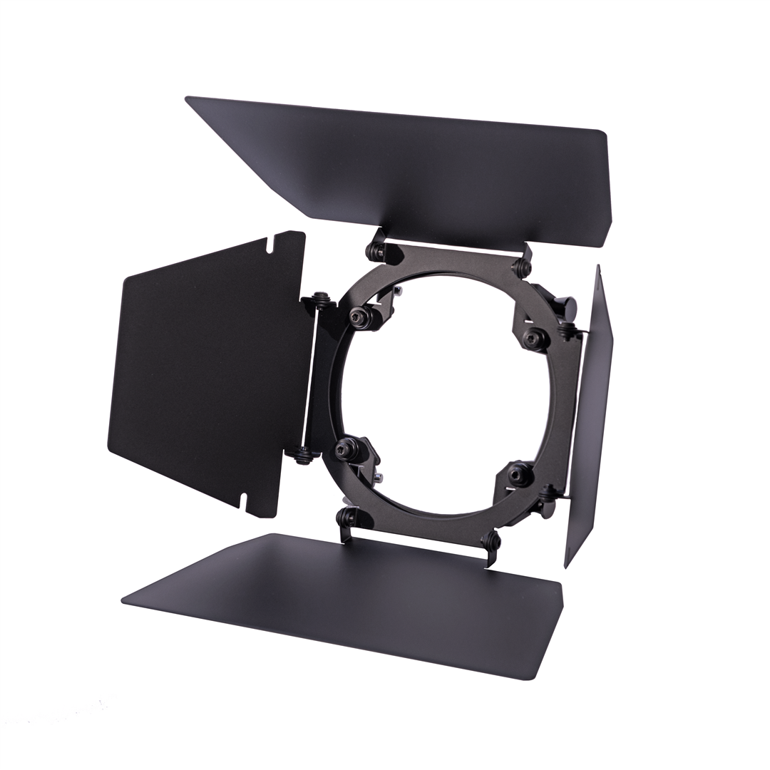 4 Way Barndoors For S4 Fresnel From Sgm Light