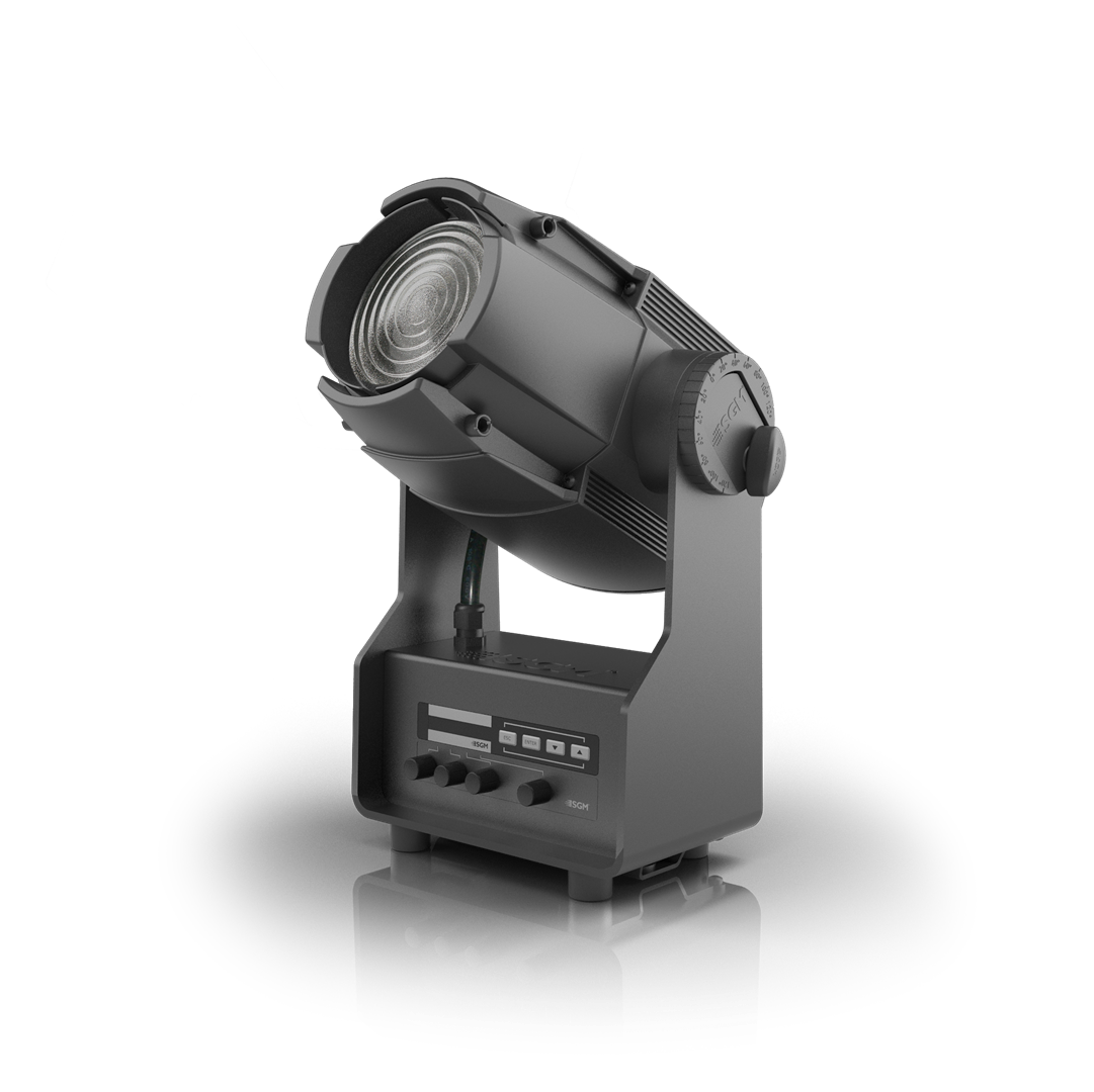S 4 L Ip65 Rated Lightweight Fresnel From Sgm Light Simple Highpower Led Driver Circuit Flashlight Circuitedited